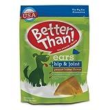 Better Than Ears Peanut Butter Flavor Dog Treats, 7.78oz (2 Pack)