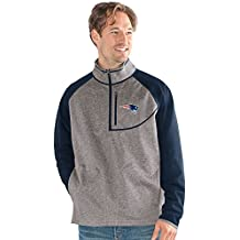 G-III Sports NFL Mountain Trail Half Zip Pullover