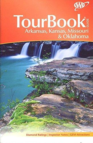 Arkansas  Kansas  Missouri   Oklahoma Tourbook Guide 2016  Everything About Everything  Ratings