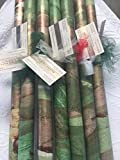 PAINTED PAPERS Camo Gift Wrap-1 sheet 26''X 60''