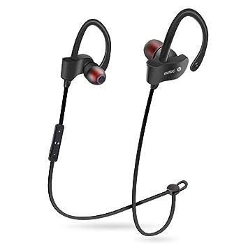 Bluetooth deporte auriculares, V4.1 Auricular inalámbrico de auriculares Mini auriculares auricular Bluetooth coche
