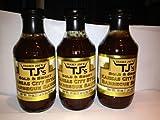 Trader Joe's Bold and Smoky Kansas City Barbecue Sauce (Pack of 3)