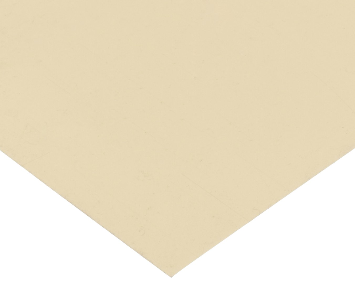 Polyester Shim Stock, Flat Sheet, Tan, 0.004'' Thickness, 5'' Width, 20'' Length (Pack of 10) by Small Parts
