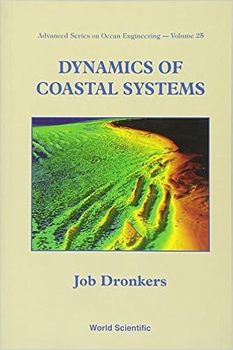 Dynamics of Coastal Systems (Advanced Series on Ocean