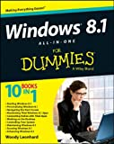 Windows 8. 1 All-In-One for Dummies, Leonhard, Woody, 1118820878