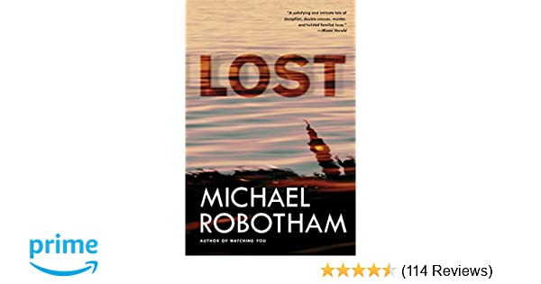 Lost Joseph OLoughlin Michael Robotham 9780316252270 Amazon Books