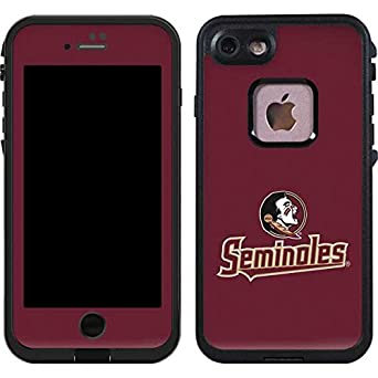 9efdfa0daaf35 Amazon.com: Skinit FSU Seminoles LifeProof Fre iPhone 7 Skin for ...