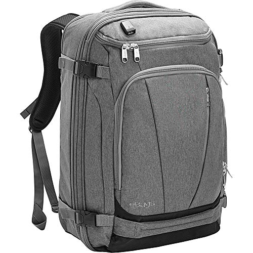 - eBags TLS Mother Lode Weekender Convertible with USB Port (Heathered Graphite