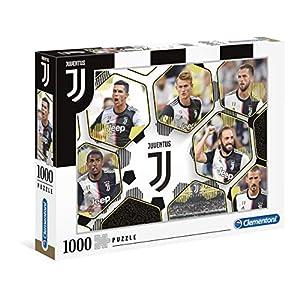 Clementoni 39530 Puzzle Juventus 2020 1000 Pezzi Made In Italy Puzzle Adulti Puzzle Calcio