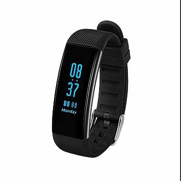 Fitness Tracker con Pulsómetros,Reloj Inteligente con Contador de ...