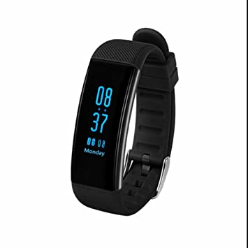 Fitness Tracker con Pulsómetros,Reloj Inteligente con ...