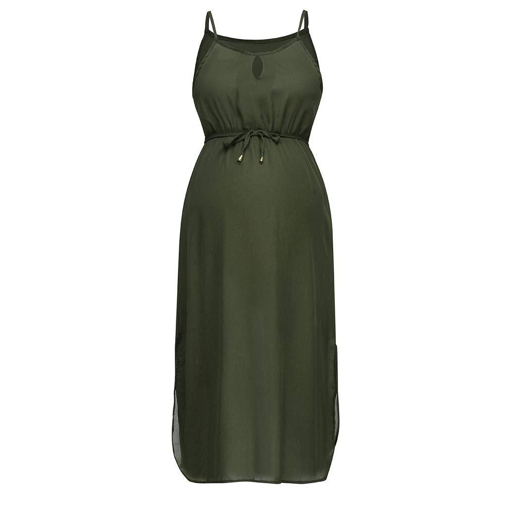 Damen Umstandskleid Yesmile Sommer Umstandskleider Stillnachthemd Umstandskleidung Umstandsmode Kleider Mode Schwangerschaft Kleid Schwangerschafts Kleid Schwangerschafts Kleid Strandkleid