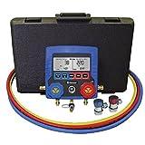 R134a Digital Manifold - Complete Kit