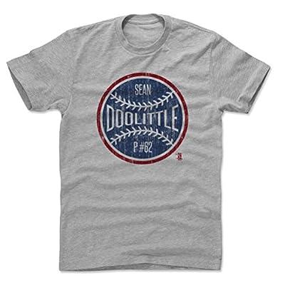 500 LEVEL Sean Doolittle Shirt - Washington Baseball Men's Apparel - Sean Doolittle Washington Ball