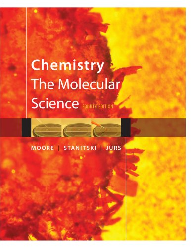 Student Solutions Manual for Chemistry: The Molecular...