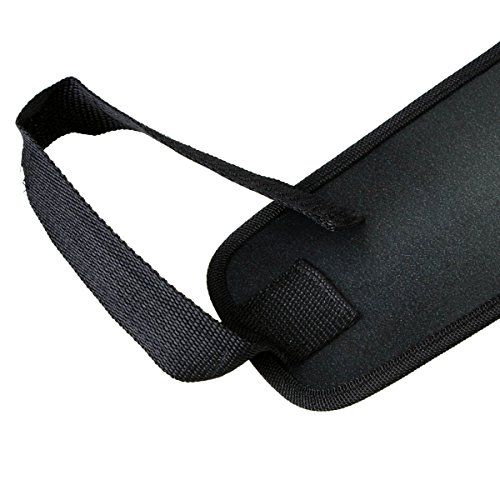 Okeler Black Nylon Auto Car Seat Chair Side Bag Hanging