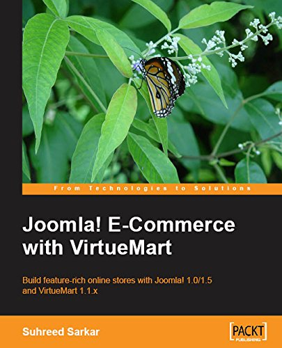 Joomla! E-Commerce with VirtueMart, used for sale  Delivered anywhere in USA