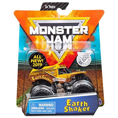 MJ 2019 Monster Jam Earth Shaker