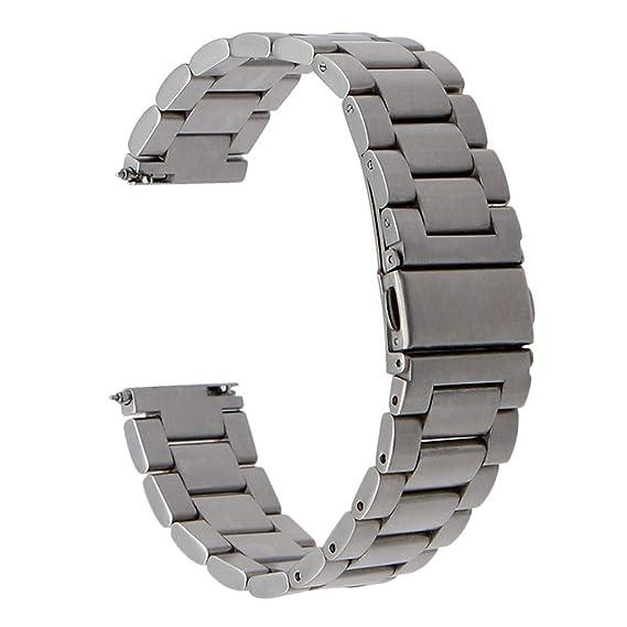 Henziy-Correas-reloj-Bands1113 Correa De Reloj Acero ...
