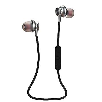 ... inalámbrico Bluetooth auriculares deporte auriculares con micrófono auriculares estéreo in-Ear, auriculares Bluetooth compatible con iPhone/Samsung ...