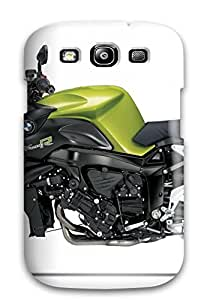Pauline F. Martinez's Shop 7289749K45210931 Awesome Case Cover Compatible With Galaxy S3 - Bmw K 1200 R 2008 Green