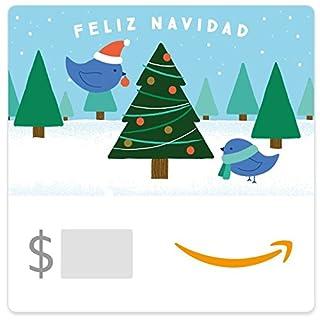 Amazon eGift Card - Pájaros del Árbol de Navidad (B01MCTXB6R) | Amazon price tracker / tracking, Amazon price history charts, Amazon price watches, Amazon price drop alerts