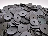 (100) Neoprene Rubber Washers - 1 1/2' OD x 5/16' ID x 1/16' Thickness - Endeavor Series