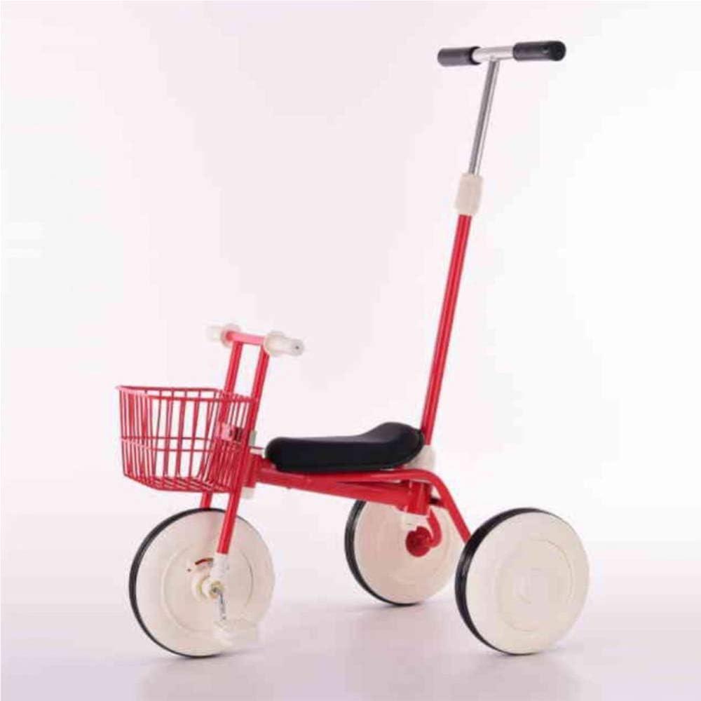 TH Triciclo Infantil 2 En 1 Japón Importa 1.5-5 Años,Red
