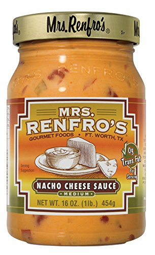 Mrs. Renfro's Nacho Cheese Sauce, 16 oz