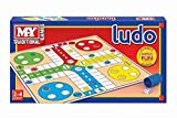 MY TRADITIONAL FAMILY BOARD GAME LUDO PARTY FUN GAME SET