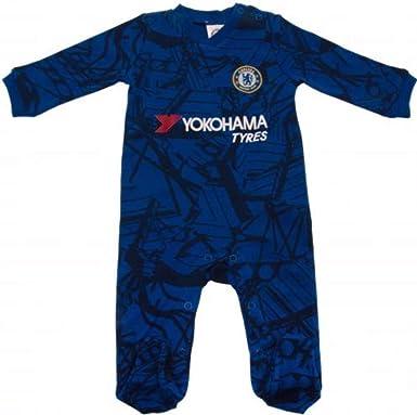 Chelsea FC Baby Kit Sleepsuit Babygrow2019//20 Season