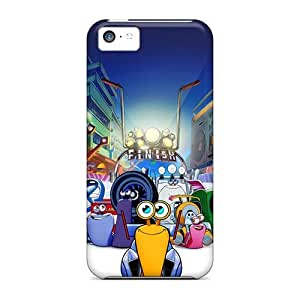 Best Cell-phone Hard Covers For Iphone 5c (hJg1743nHaH) Allow Personal Design High-definition The Croods Pattern