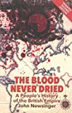 img - for The Blood Never Dried book / textbook / text book