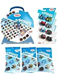 Thomas & Friends Minis Bundle: 1 Playwheel, 1 Set of 8 Minis, and 3 Minis Blind Packs