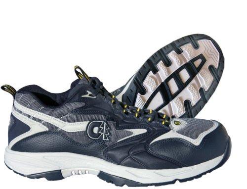 Dunham Hombres 8703 Steel Toe Electric Hazard Running Zapatos