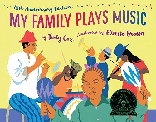 My Family Plays Music (15th Anniversary Edition) (I Like to Read)
