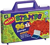 : Kids 96 mini Stamps Kit - Ages 4