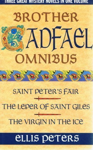 """Brother Cadfael omnibus 2: """"St.Peter's Fair"""", """"Leper of St.Giles"""", """"Virgin in the Ice"""" ebook"""