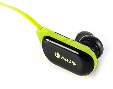 NGS Artica Ranger Dentro de oído, Banda para Cuello Binaural ...