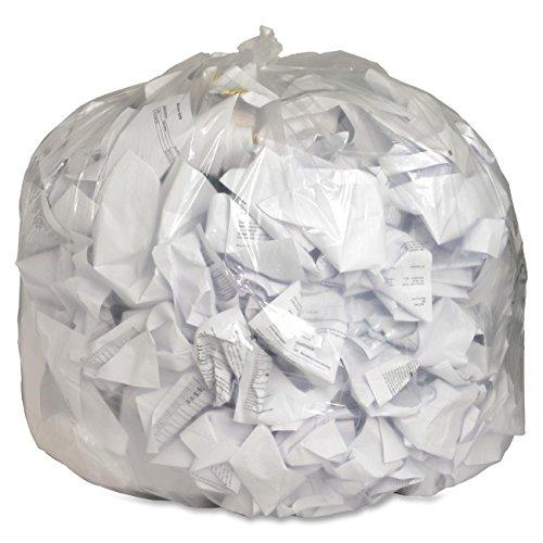 Hexene Clear Trash Can Liner (GJO01016 - Genuine Joe Super Hexene Clear Trash Can)