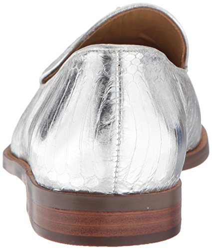 Women's Silver Ralph Lauren Loafer BRINDY Lauren 4OZP1ygg