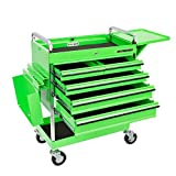 OEMTOOLS 24570 Service Cart with Five Drawers and