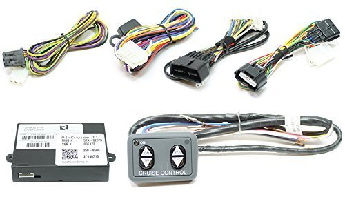 Rostra 250-9508 Complete Cruise Control Kit for 13-15 Nissan Versa Rostra Precision Controls