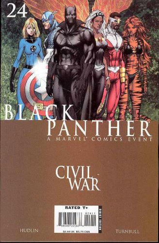 Black Panther #24 (Civil War