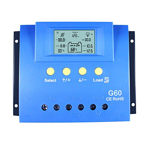 solar charge controller 60 amp - 5