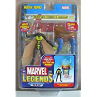 Figura de acción de avispa Marvel Legends serie 15 Modok serie