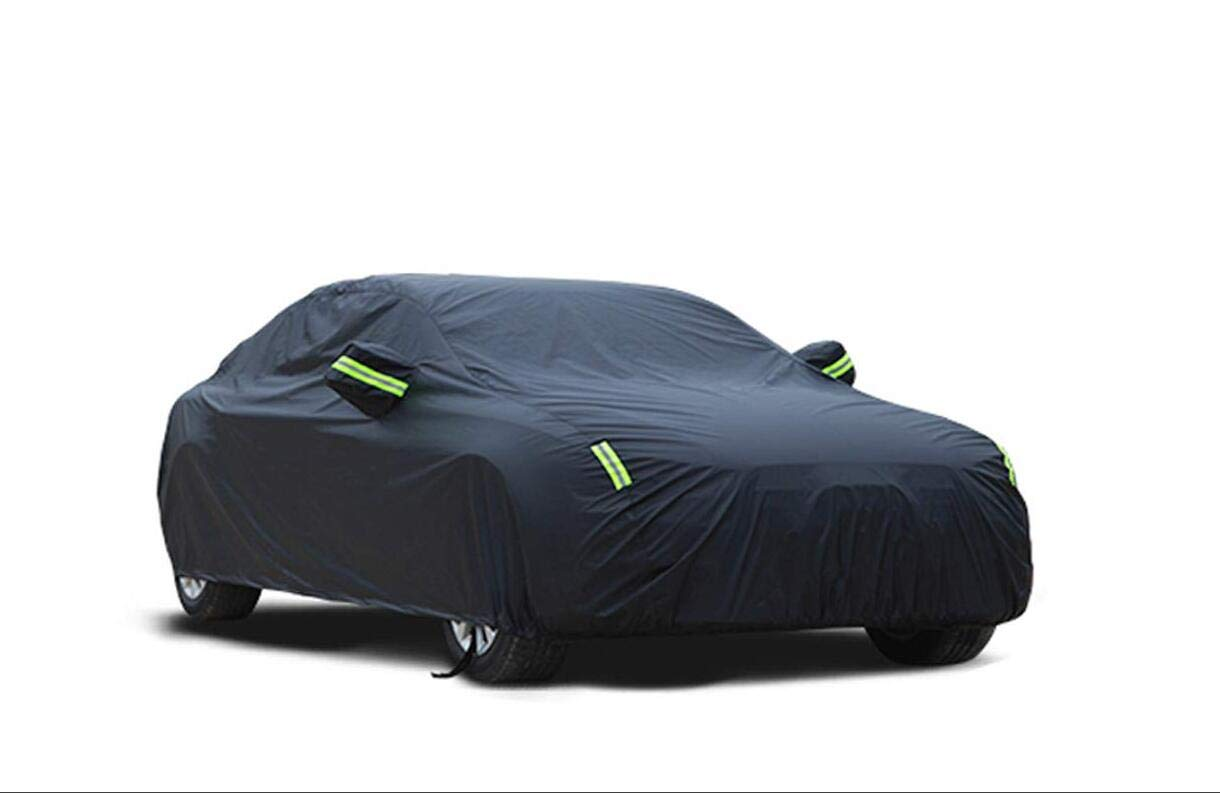 XC90 HRF0FCLH Car Cover Waterproof,Volvo car Cover XC60 S80 S40 XC70 V60 S90 V40 XC40 car Sun Protection Cover S60 V70 V90 car dust Cover,Blue,S40