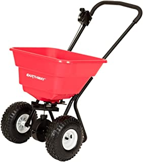 product image for Earthway 2050P Estate 80-Pound Walk-Behind Broadcast Spreader, Garden Seeder, Salt Spreader