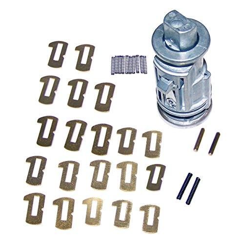 Ignition Cylinder: