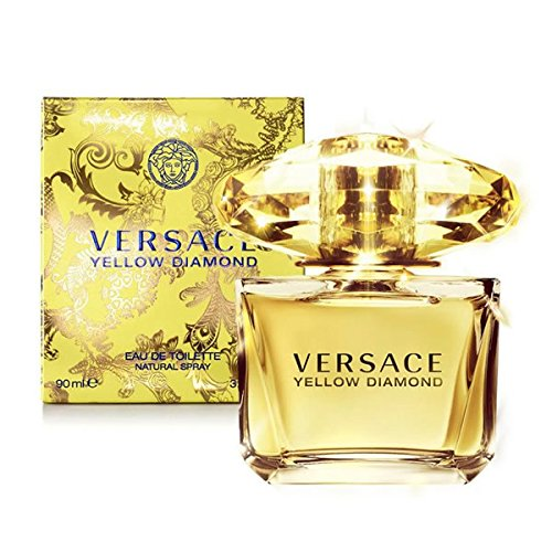Yellow Diamond FOR WOMEN by Versace - 3.0 oz EDT Spray ()